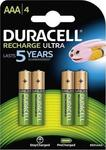 Duracell Recharge Ultra AAA 850mAh (4τμχ)