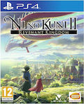 Ni no Kuni II Revenant Kingdom PS4