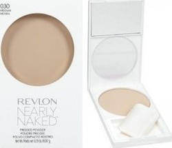 Revlon Nearly Naked Pressed Poweder 030 Medium