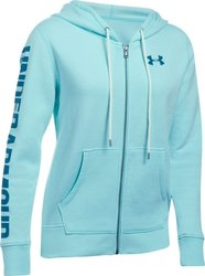 Under Armour Favourite Fleece Full Zip Hoodie 1302361-942