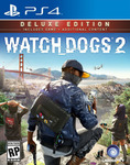 Watch Dogs 2 (Deluxe Edition) PS4