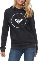 ROXY AFTER SURF HOODIE ANTHRACITE HEATHER