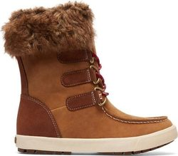 ROXY RAINIER WATERPROOF WINTER BOOTS BROWN