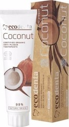 Ecodenta Coconut Certified Organic Anti-plaque 100ml