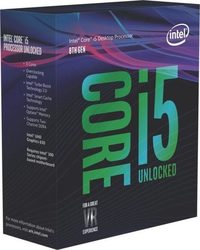 Intel Core i5-8600K Box