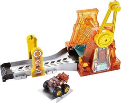 Fisher Price Blaze & The Monster Machines: Light & Launch Hyper Loop