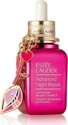 Estee Lauder Advanced Night Repair Synchronized Recovery Complex II with Pink Ribbon Keychain 50ml
