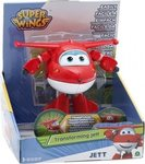 Giochi Preziosi Super Wings Deluxe Transforming Φιγούρα - 4 Σχέδια