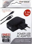 Ardistel AC USB Adapter NES Mini