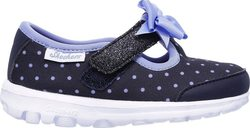 Skechers GOwalk Dotty Dazzle 81134N-NVLB