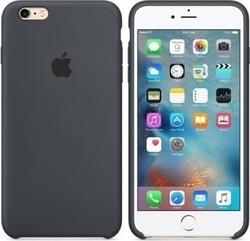 Θήκη iPhone 6 Plus   6s Plus OEM Soft Liquid Silicone Πλάτη σιλικόνη μαύρο 7e00171f7ad
