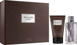 Abercrombie & Fitch First Instinct Eau de Toilette 50ml & Hair and Body Wash 100ml