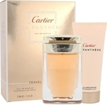 Cartier La Panthere Eau de Parfum 75ml & Body Lotion 100ml