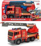 Dickie Air Pump Fire Engine