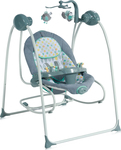Lorelli Bertoni Electric Swing Tango Grey