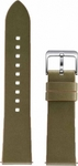 Samsung Leather Wristband for Gear S3 Olive Green ET-YSL76MGEGWW
