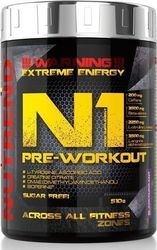 Nutrend N1 Pre-Workout 510gr Blackcurrant