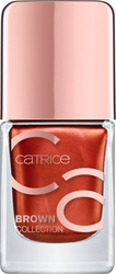 Catrice Cosmetics Brown Collection Nail Lacquer 03 Goddess Of Bronze