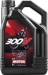 Motul 300V Factory Line Off Road 15W-60 4lt