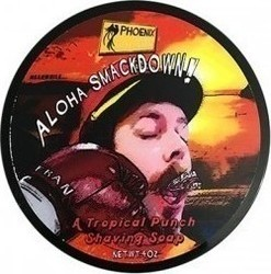 Phoenix Artisan Accoutrements Artisan Accountrements Aloha Smackdown Shaving Soap 114gr
