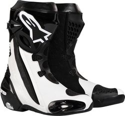 Alpinestars Supertech R Black/White