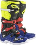 Alpinestars Tech 5 Blue/Black/Yellow