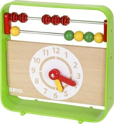Brio Toys Learning Clock