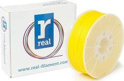 Real Filament ABS 1.75mm Yellow 1kg