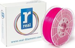 Real Filament PLA 1.75mm Fluorescent Pink 1kg