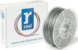 Real Filament PLA 2.85mm Silver 1kg