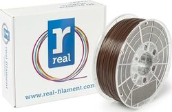 Real Filament PLA 1.75mm Brown 1kg