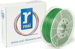Real Filament PLA 1.75mm Green 1kg