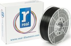 Real Filament PLA 1.75mm Black 1kg