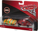 Mattel Disney Pixar Cars 3 High Impact Grande Impacto Set 2