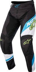Alpinestars Racer Supermatic Pants Black/Blue/White 2016