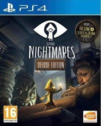 Little Nightmares (Deluxe Edition) PS4