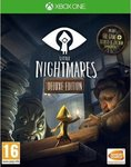 Little Nightmares (Deluxe Edition) XBOX ONE