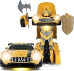 Rastar Mercedes Transfomable 1:14 74800 Yellow