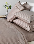 SB Concept Σετ Σεντόνια King Size 250x280 Crochet Taupe