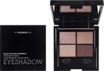 Korres Black Volcanic Minerals Eyeshadow Quad The Blushed Nudes