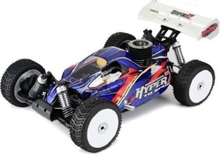 Hobao Hyper 7 TQ2 RTR Buggy W Mac 28 Turbo Engine HBM7-TQF28BU