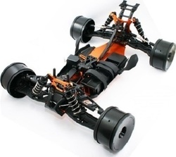 Hobao Hyper SSTE 1:8 Truggy Electric Roller Chassis HBSSTE