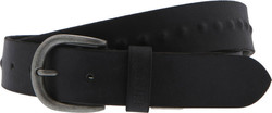 PEPE JEANS M E3 LAIZ BELT - PM020592-999 BLACK