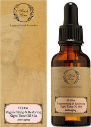 Fresh Line Hera Regenerating & Restoring Night Time Oil Mix 30ml
