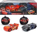 Dickie Cars 3 Τwin Pack Lightning Mcqueen & Jackson Storm 213087004