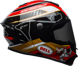 Bell Star MIPS Isle of Man 18 Gloss Black/Gold
