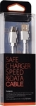 iSelf Magnetic USB to Lightning Cable Λευκό 1m (ISUSBMAGLIGHTS)
