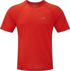 Ronhill Momentum SS Tee Flame 002257-00232