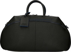 Armani Jeans Pebbled Duffle Bag 9321707A934 00020 Black