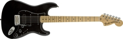 Fender American Special Stratocaster HSS Black Maple